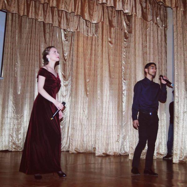 Приглашенным гостем мероприятия стала прекрасная Ева Дмитриева