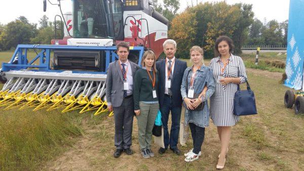 Всероссийский День льняного поля-2019