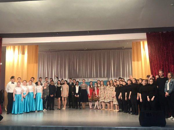 Фотография с отборочного этапа в г. Великий Новгород